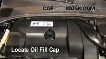 2010 Volvo S80 T6 3.0L 6 Cyl. Turbo Oil