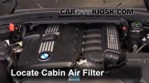 2011 BMW 128i 3.0L 6 Cyl. Coupe Filtro de aire (interior)