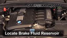 2011 BMW 128i 3.0L 6 Cyl. Coupe Líquido de frenos