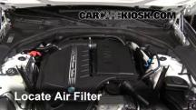 2011 BMW 535i 3.0L 6 Cyl. Turbo Air Filter (Engine)