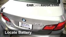 2011 BMW 535i 3.0L 6 Cyl. Turbo Battery