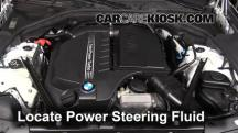 2011 BMW 535i 3.0L 6 Cyl. Turbo Power Steering Fluid