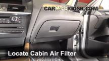 2011 BMW X3 xDrive28i 3.0L 6 Cyl. Air Filter (Cabin)