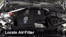 2011 BMW X3 xDrive28i 3.0L 6 Cyl. Air Filter (Engine)
