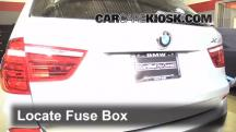 2011 BMW X3 xDrive28i 3.0L 6 Cyl. Fusible (motor)