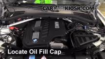 2011 BMW X3 xDrive28i 3.0L 6 Cyl. Aceite