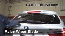 2011 BMW X3 xDrive28i 3.0L 6 Cyl. Windshield Wiper Blade (Rear)