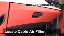 2011 BMW Z4 sDrive30i 3.0L 6 Cyl. Air Filter (Cabin)