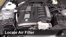 2011 BMW Z4 sDrive30i 3.0L 6 Cyl. Air Filter (Engine)