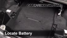 2011 BMW Z4 sDrive30i 3.0L 6 Cyl. Battery