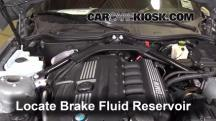 2011 BMW Z4 sDrive30i 3.0L 6 Cyl. Brake Fluid