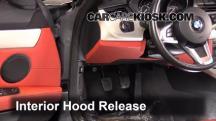 2011 BMW Z4 sDrive30i 3.0L 6 Cyl. Capó