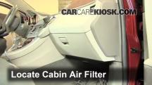2011 Buick LaCrosse CX 2.4L 4 Cyl. Air Filter (Cabin)