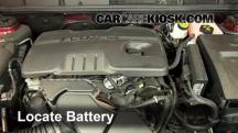 2011 Buick LaCrosse CX 2.4L 4 Cyl. Battery