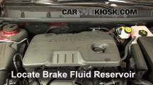 2011 Buick LaCrosse CX 2.4L 4 Cyl. Brake Fluid