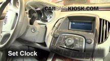 2011 Buick LaCrosse CX 2.4L 4 Cyl. Reloj