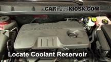 2011 Buick LaCrosse CX 2.4L 4 Cyl. Coolant (Antifreeze)