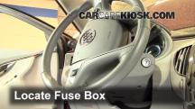 2011 Buick LaCrosse CX 2.4L 4 Cyl. Fusible (interior)