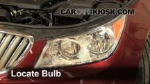 2011 Buick LaCrosse CX 2.4L 4 Cyl. Lights