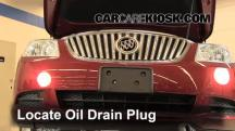 2011 Buick LaCrosse CX 2.4L 4 Cyl. Oil
