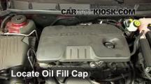 2011 Buick LaCrosse CX 2.4L 4 Cyl. Oil