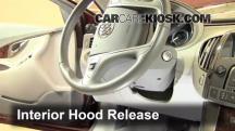 2011 Buick LaCrosse CX 2.4L 4 Cyl. Belts
