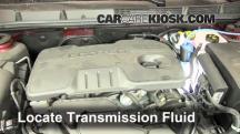 2011 Buick LaCrosse CX 2.4L 4 Cyl. Líquido de transmisión