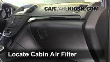 2011 Buick Regal CXL 2.0L 4 Cyl. Turbo FlexFuel Air Filter (Cabin)