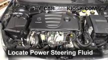 2011 Buick Regal CXL 2.0L 4 Cyl. Turbo FlexFuel Líquido de dirección asistida
