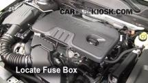 2011 Buick Regal CXL 2.4L 4 Cyl. Fuse (Engine)