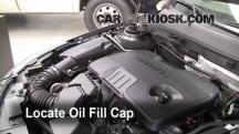 2011 Buick Regal CXL 2.4L 4 Cyl. Aceite