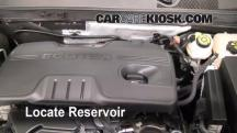 2011 Buick Regal CXL 2.4L 4 Cyl. Windshield Washer Fluid