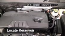 2011 Buick Regal CXL 2.4L 4 Cyl. Líquido limpiaparabrisas