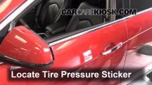 2011 Cadillac SRX 3.0L V6 Neumáticos y ruedas