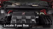2011 Cadillac SRX 3.0L V6 Fusible (motor)