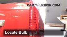 2011 Cadillac SRX 3.0L V6 Luces