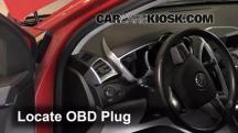 2011 Cadillac SRX 3.0L V6 Compruebe la luz del motor