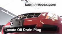 2011 Cadillac SRX 3.0L V6 Aceite