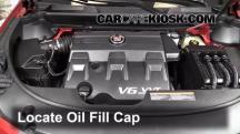 2011 Cadillac SRX 3.0L V6 Oil
