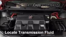 2011 Cadillac SRX 3.0L V6 Transmission Fluid
