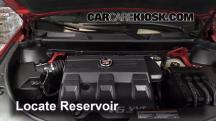 2011 Cadillac SRX 3.0L V6 Líquido limpiaparabrisas