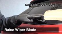 2011 Cadillac SRX 3.0L V6 Escobillas de limpiaparabrisas trasero