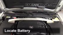 2011 Cadillac STS 3.6L V6 Battery