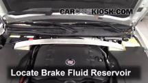 2011 Cadillac STS 3.6L V6 Brake Fluid