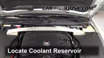 2011 Cadillac STS 3.6L V6 Fluid Leaks