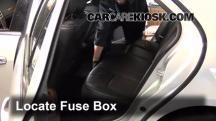 2011 Cadillac STS 3.6L V6 Fuse (Interior)