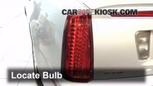 2011 Cadillac STS 3.6L V6 Lights