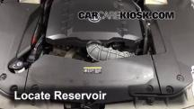2011 Cadillac STS 3.6L V6 Windshield Washer Fluid