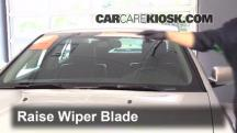 2011 Cadillac STS 3.6L V6 Windshield Wiper Blade (Front)