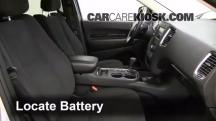 2011 Dodge Durango Crew 3.6L V6 FlexFuel Battery